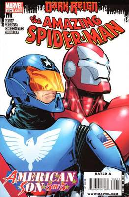 The Amazing Spider-Man Vol. 2 (1999-2014) (Comic-Book) #599