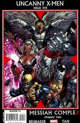 The Uncanny X-Men (1963-2011) (Comic-Book) #492
