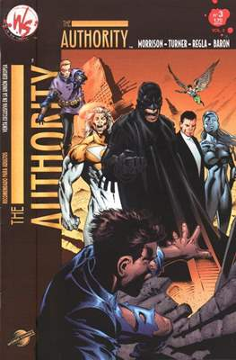 The Authority vol. 2 (2004-2005) (Grapa, 28 páginas (2004-2005)) #3