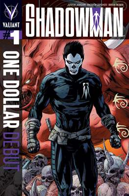 One Dollar Debut: Shadowman # 1