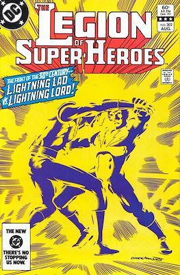 Legion of Super-Heroes Vol. 2 (1980-1987) (Comic-book) #302
