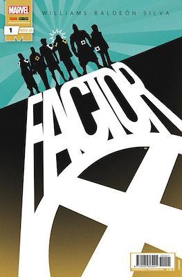 Factor-X Vol. 2 (2020-) #1