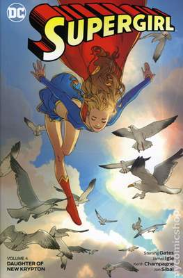 Supergirl Vol. 5 (2005-2011) (Softcover 248-304 pp) #4
