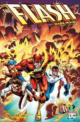 The Flash by Mark Waid (Softcover) #4