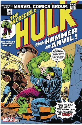 The Incredible Hulk - Facsimile Edition (Comic Book) #182