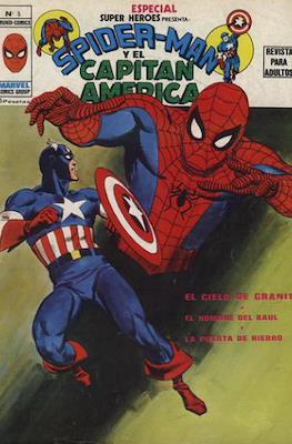Especial Super Héroes (1979-1980) (Grapa) #5
