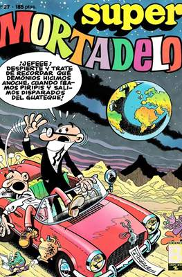 Super Mortadelo (Grapa, 52 páginas (1987)) #27