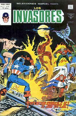 Selecciones Marvel (1977-1981) (Grapa 36-42 pp) #51