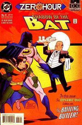 Batman: Shadow of the Bat (Comic book) #31