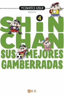 Shinchan: Sus mejores gamberradas #4