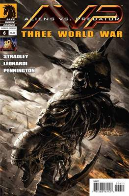 Aliens vs Predator: Three World War (Comic Book) #6