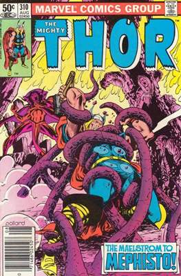 Journey into Mystery / Thor Vol 1 (Comic Book) #310