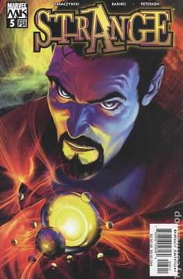 Strange Vol. 1 (2004-2005) (Comic Book) #5