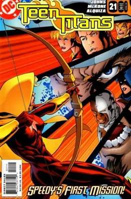 Teen Titans Vol. 3 (2003-2011) (Comic Book) #21