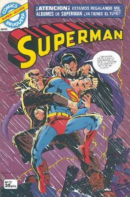 Super Acción / Superman #31