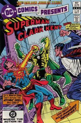 DC Comics Presents: Superman (Grapa) #50