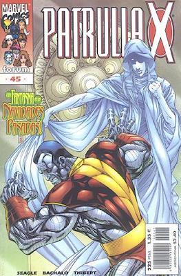 Patrulla-X Vol. 2 (1996-2005) (Grapa) #45