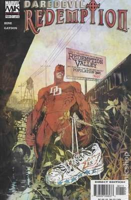 Daredevil: Redemption (2005) (Comic Book) #1
