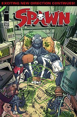Spawn (Comic Book) #253