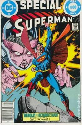 Superman Special (Comic-book) #1