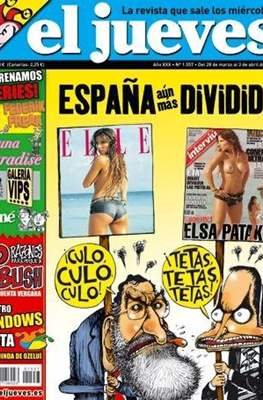 El Jueves (Revista) #1557