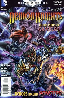 Demon Knights (2011-2013) (Comic-Book) #11