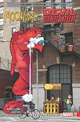 Moon Girl and Devil Dinosaur (Softcover) #6