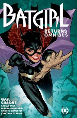 Batgirl Returns Omnibus