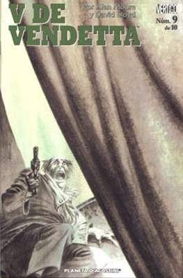V de Vendetta (Grapa, 32 páginas (2006)) #9
