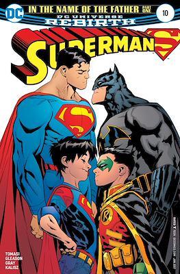 Superman Vol. 4 (2016-2018) (Comic Book) #10