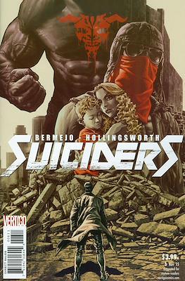 Suiciders (comic book) #6