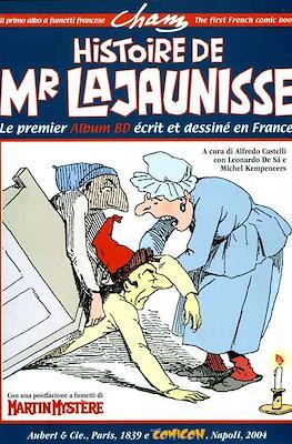 Histoire de Mr Lajaunisse