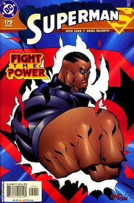 Superman Vol. 2 (1987-2006) (Comic Book) #179