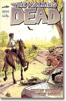 The Walking Dead (Grapa) #2