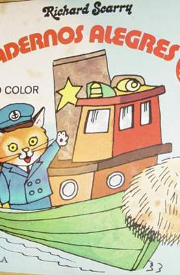 Cuadernos alegres a todo color #2