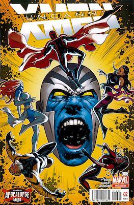 Uncanny X-Men (2016-2017) (Grapa) #6