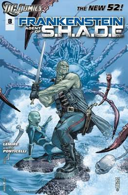 Frankenstein, Agent of S.H.A.D.E. (2011-2013) #3