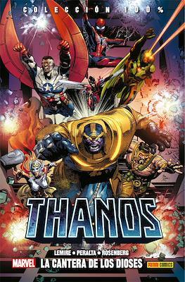 Thanos. Colección 100% Marvel HC (Cartoné 160-144 pp) #2