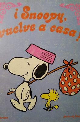 ¡Snoopy, vuelve a casa!