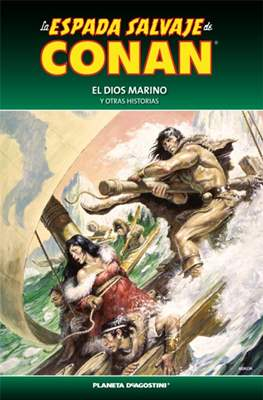 La Espada Salvaje de Conan (Cartoné 120 - 160 páginas.) #63