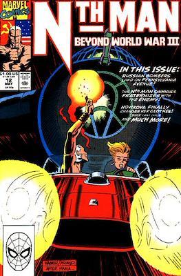 Nth Man (Comic-book) #12
