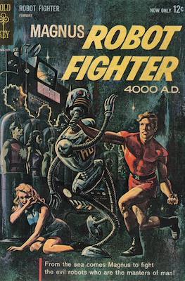 Magnus Robot Fighter (1963-1977)