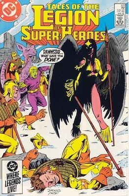 Legion of Super-Heroes Vol. 2 (1980-1987) (Comic-book) #322
