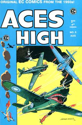Aces High (Comic-book) #5