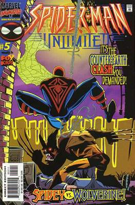 Spider-Man Unlimited (1999-2000) (Comic Book) #5