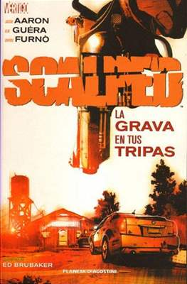 Scalped (Rústica) #4