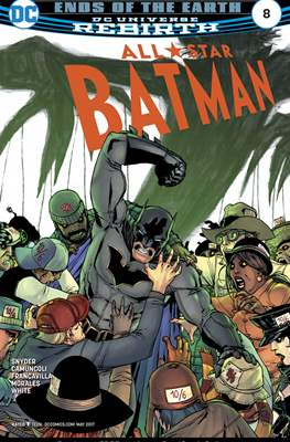 All Star Batman vol. 1 (2016-2017) (Comic-book) #8