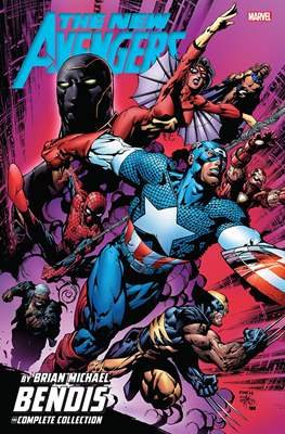 The New Avengers by Brian Michael Bendis: The Complete Collection (Softcover) #2