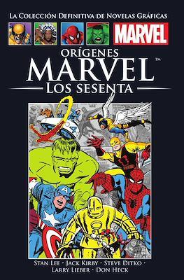 La Colección Definitiva de Novelas Gráficas Marvel (Cartoné) #62