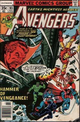The Avengers Vol. 1 (1963-1996) (Grapa) #165